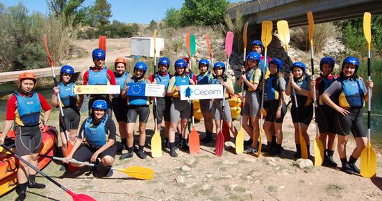 descenso-piragua-rio-alzira-cepaim