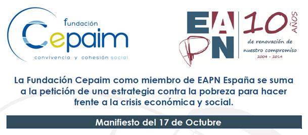 manifiesto-contra-la-pobreza-EAPN-cepaim-17-de-octubre