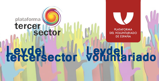 Resultado de imagen de ley del voluntariado