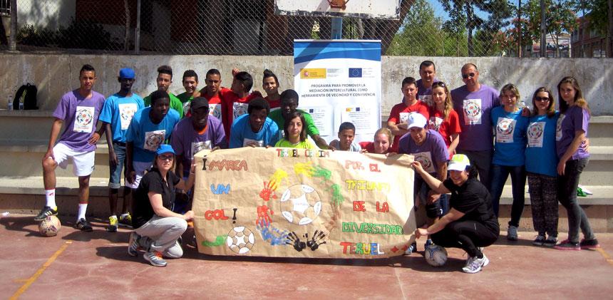 Teruel-Torneo-Futbol-Intercultural-Goles-por-la-diversidad