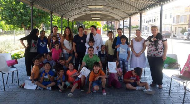 Taller-Aprender-juntos-crecer-en-familia-CaixaProinfancia-Murcia-Cepaim