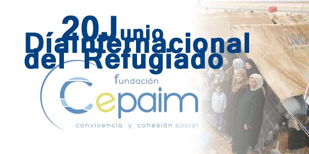 dia-internacional-del-refugiado-comunicado-cepaim-2015