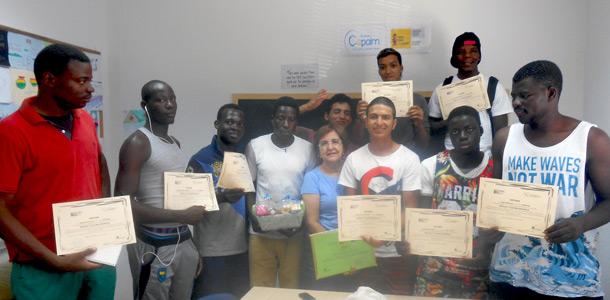 Cursos-Espanol-Castellano-Atencion-Humanitaria-Cepaim-Nijar-Voluntariado