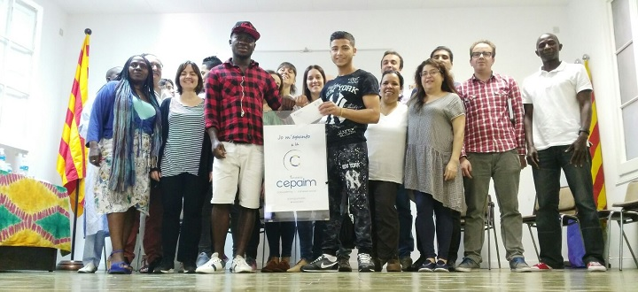 Fundacion CepaimBarcelona Alzina donacion