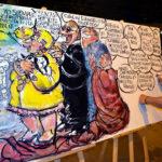 refugiArte-Chipola-caricatura-satira-Cepaim-Murcia-Acto-Plaza-Merced-4