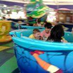 Parque Warner Madrid visita familias Cepaim