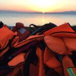 Chalecos-en-Lesbos