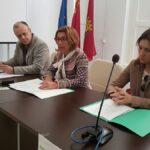 Jornada Salud ICI Cartagena presentacion mesa Cepaim Concejala