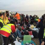 Refugiados-llegados-a-Lesbos