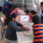 Menores-Fundacion-Cepaim-Huelva-desayuno-saludable-la-Caixa