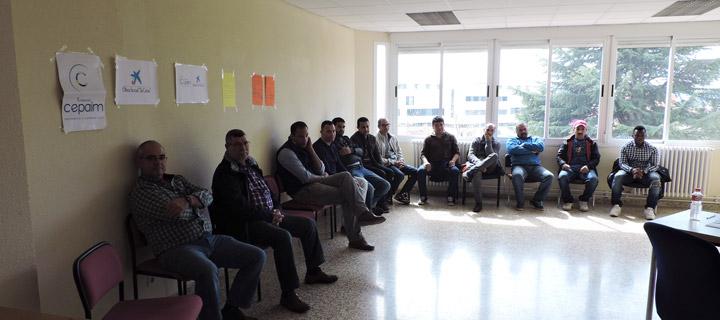 Fundacion-Cepaim-en-Teruel-Taller-Hombres