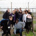 Visita-invernadero-Kings-college-Fundacion-Cepaim-Nijar