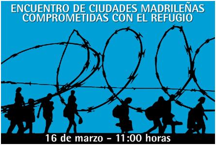 refugio por derecho cepaim madrid ciudades acogedoras