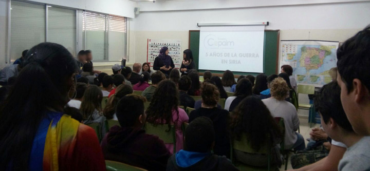 Charla-Fundacion-Cepaim-Torre-Pacheco-Refugiados-Siria