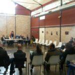 Mesa plenaria de infancia y adolescencia de la RED 1 CaixaProinfancia en Murcia