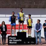 Podium-Masculini-III-Carrera-Solidaria-Fundacion-Cepain-en-Murcia