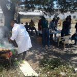 Comida-pre-partido-Futbol-por-la-convivencia-Fundacion-Cepaim-en-Nijar