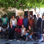Foto-de-familia-Fundacion-Cepaim-Torre-Pacheco-Visita