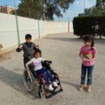 Jornadas de sensibilización sobre discapacidad y accesibilidad por ASDIFILOR en Lorca (Murcia)