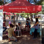 Jornada-familias-stand-Ayuntamiento-y-Fundacion-Cepaim