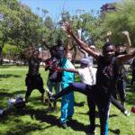 Participantes-taller-yoga-Fundacion-Cepaim-en-Valencia