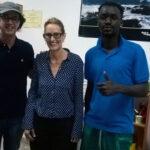 Visita-Judith-Sunderland-Fundacion-Cepain-en-El-Ejido-HRW