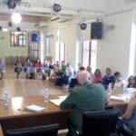 Mesa Plenaria CaixaProinfancia Red 2 en Murcia