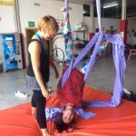 Tarde en Espai Circ con menores CaixaProinfancia en Valencia