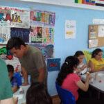 Participando-taller-inteligencia-emocional-menores-Fundacion-Cepaim-Sevilla-La-Macarena