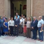centenario Andrés Baquero en Murcia