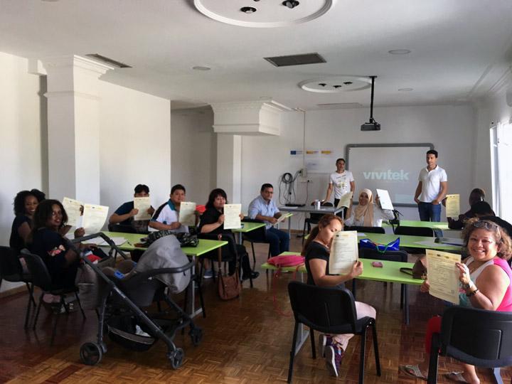 Clausura del curso hosteler a rural cocina tradicional for Formacion profesional cocina
