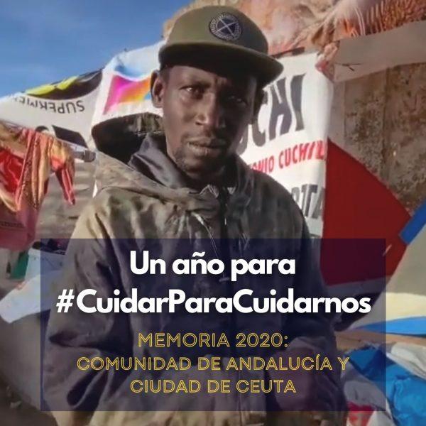 Memoria 2020 - Andalucía y Ceuta